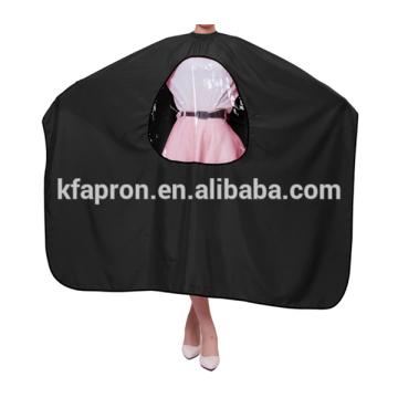 avental de nylon do cabeleireiro do tamanho