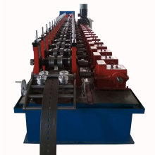 Factory Galvaniserad Slotted Strut C Channel Machine