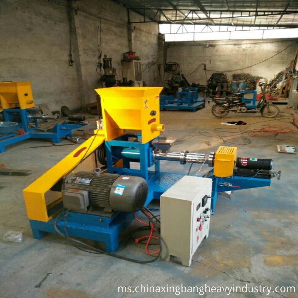 feed pellet machine for dog