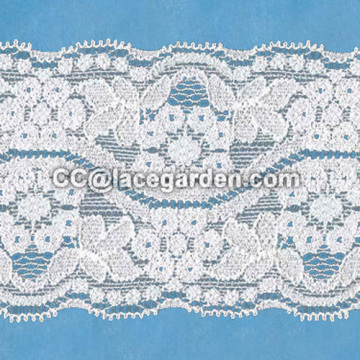 Tricot Lace Without Elastic