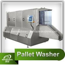 Paletten- oder Kisten-Plastikkorb-Waschmaschine