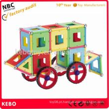 Castelo Inteligente DIY Brinquedos Crianças