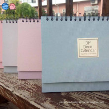 2016 Delicate Photo Album Desk Calendars with DIY Design (XLXT-01)