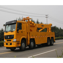 Venta caliente 8 X 4 HOWO Heavy Duty Wrecker Truck