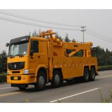Venda quente 8 X 4 caminhão resistente Wrecker