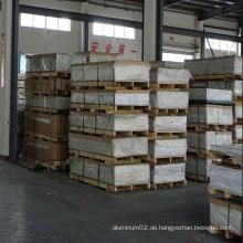 Aluminiumplatte / Blech aa5052 für Nieten