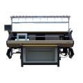 Computerized Jacquard Flat Knitting Machine for Shoe Vamp