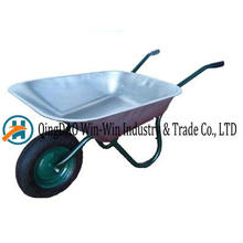 Wheelbarrow Wb6204 Rueda de ruedas neumática
