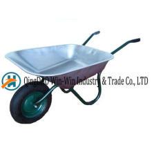 Wheelbarrow Wb6204 roda de roda pneumática