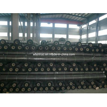 Tejido tejido del geotextil de los PP de la construcción de carreteras 3m * 100m / rollo