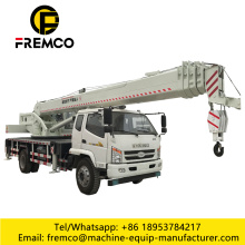 Truck Crane With Wheel Type 16 Ton