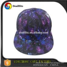 Custom 2015 nouveau chapeau snapback coloré unisexe