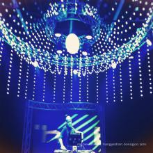 LED RVB 3d pixel ball lumière de nuit