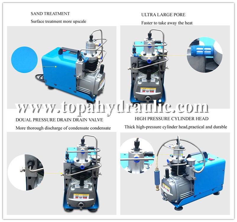 Air Compressor 300bar 4500psi