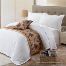 100% algodón / T / C 50/50 tela de Jacquard hotel / textiles para el hogar (WS-2016341)