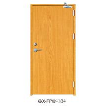 Porta à prova de fogo (WX-FPW-104)