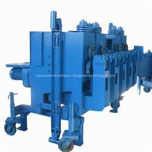 Galvanized Steel Spiral Grain Bin Silo Machine