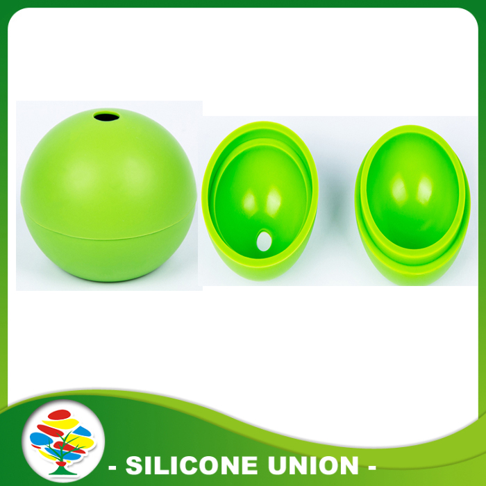 round green ice mold
