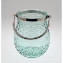 Novo design vela de vidro para 2016 primavera