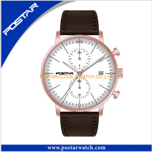 Top Seller Prevalent Simple Watch in Europe Chronograph Watch