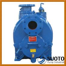 Pompe à ordures à basse pression