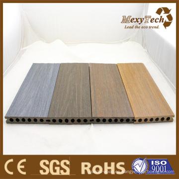 Coextrustion madera, tecnología de Co-del Extrution,