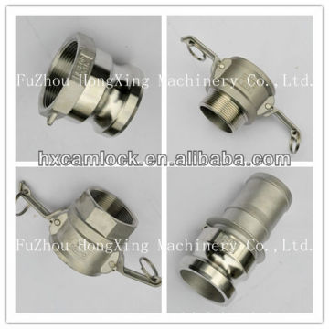 Quick coupling hose fittings
