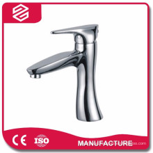 single hole bathroom wash basin faucet polish basin faucets