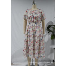 Ladies Idyllic Short Sleeved Dress