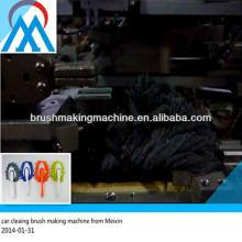 Brosse douce de cire de microfibre pour le fabricant de voiture de lavage / Mop Duster avec la machine de cire / machine de flocage de brosse de lceaner