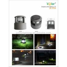 hohen Lumen solar Gartenleuchten, solar Straße Licht, solar angetriebene Tor Lichter