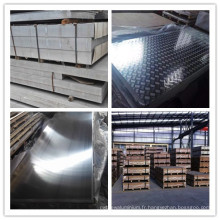 Feuille d'aluminium 1060 H26