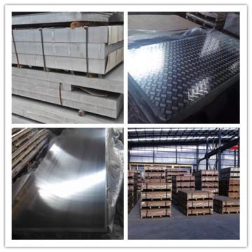 Folha de liga de alumínio 5A03 5A06 para instalações marítimas