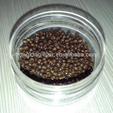 Micro anillos para la extensión del cabello con queratina