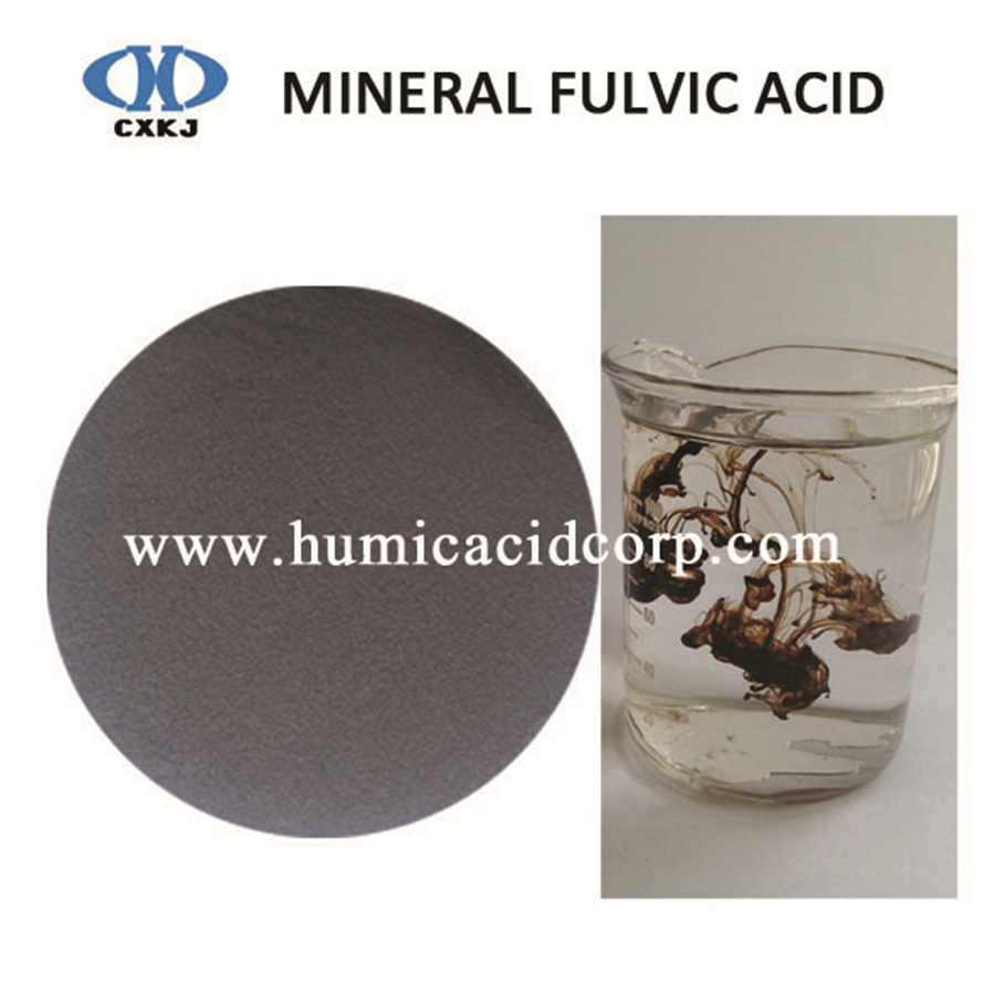 Organic Fertilizer Fulvic Acid
