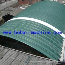 Bohai 914-650 Arch Roof Project Machine