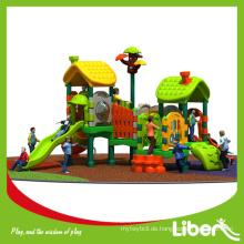 Berühmte Restaurant Moderne Kleine Kinder Spielplatz Ausrüstung für Kunststoff Garten
