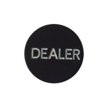 Black Dealer Button (SY-Q59)