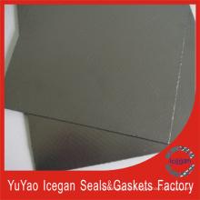 Piezas de automóvil de doble placa de compuesto de grafito de malla de alambre de acero inoxidable