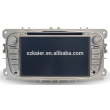Quad core! Android 4.4/5.1 car dvd for FORD FOCUS with 9inch Capacitive Screen/ GPS/Mirror Link/DVR/TPMS/OBD2/WIFI/4G