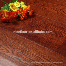OAK WOOD Three layer solid wood flooring Thickness 14mm