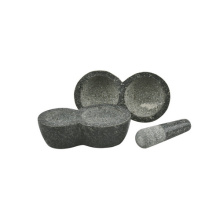 Stone Granite Mortar and Pestle