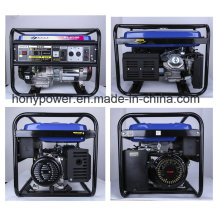3kw Single Phase Portable Gasoline Generator Set