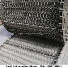 Stainless Steel  Metal Conveyor Belt