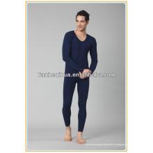 Tricot de sous-vêtements en nylon imprimé long johns