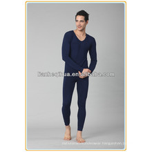 knitting nylon underwear printed long johns