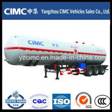 Cimc 3 Axle LPG Gas Tank