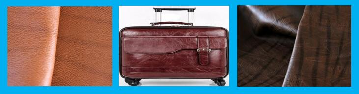 luggage leather