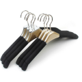 PVC  Hanger for Fur Clothes