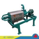 chickens ducks Dung/Manure Dehydrate Machine/ domestic animal waste solid liquid separator